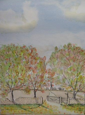 Autumn Leaves No 1