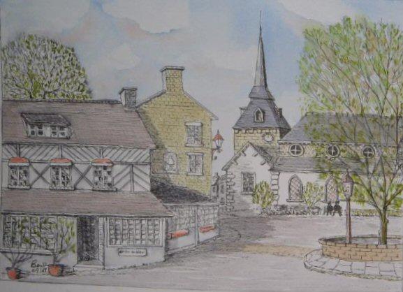 Conde-sur-Nouveau France