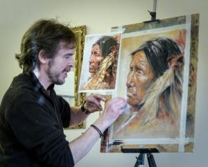 Vic Bearcroft's demo
