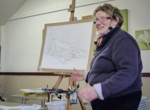 Liz Hayward's demo