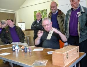 Gareth Watling's demo