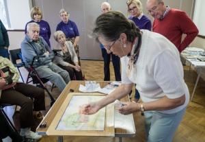 Anne Bancroft's demo