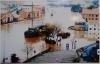 The Wharf, Newark in Flood