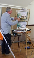 Terry Harrison's demo