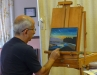 Taz Severis's workshop